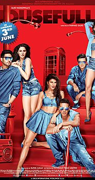 Housefull 3 grossing at Rs 15.21 crore
