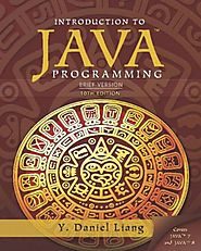 Introduction to Java Programming: Brief Version, 10th Edition