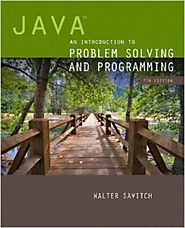 Java: An Introduction to Problem Solving and Programming (7th Edition) 7th Edition