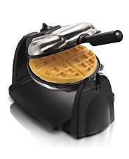 Hamilton Beach 26030 Flip Belgian Waffle Maker with Removable Plates Review