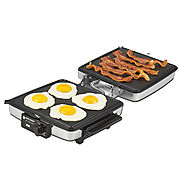 Black & Decker G48TD 3-in-1 Classic (Thin) Waffle Maker & Indoor Grill/Griddle Review