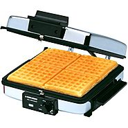 Best Thin (Non-Belgian) Waffle Makers For Classic Crispy Waffles