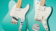 Fender's Stylish New Ad Campaign Hopes to Attract the Next Generation of Musicians