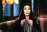 Morticia Addams from Addams Family