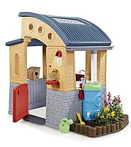 Go Green Playhouse by Little Tikes - Top 10 Outdoor Playhouses