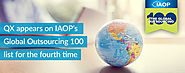 QX Ltd makes it to the Global Outsourcing 100® list for the fourth time