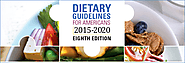 Dietary Guidelines | Center for Nutrition Policy and Promotion