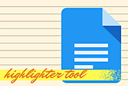 The Highlight Tool - Google Doc Add-On for Writing and Feedback - EdTechTeacher