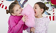 5 benefits of candy floss machine