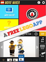 FREE App: LEGO Movie Maker | iGameMom
