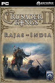 Rajas of India expansion for Crusader Kings 2