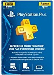 Sony - PSN Live Subscription Card 12 Month Membership for PS3/PS4/PSvita