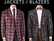 Make A Statement And Impact With Affordable Men's Blazers