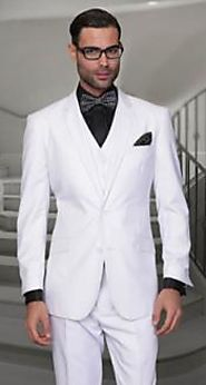 Black And White Tux A Successful Combo For All The Time