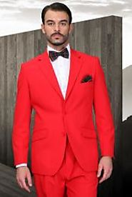Red Blazer For Men To Add An Extra Elegance In Your Look