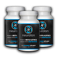 3 x Neurolon Brain Sharpness Supplement– Neurolon