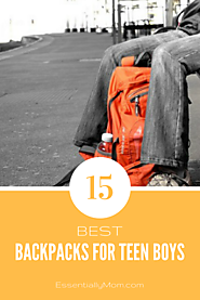 Best Backpacks for Teen Boys
