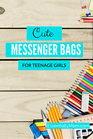 Stylish Messenger Bags for Teenage Girls