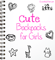 15 Cute Backpacks for Girls Age 6-8
