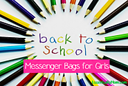 Best Messenger Bags for Girls 7-10