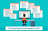 5 Trending Programming Languages For 2017