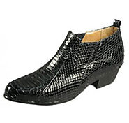 Latest Collection Of Snakeskin Boots With Snake Head