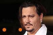 Favourite Movie Icon- Johnny Depp