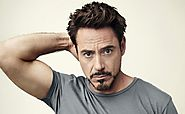 Favourite Action Movie Actor- Robert Downey Jr