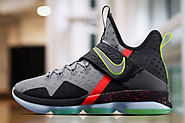 "Lebron 14 "" Out of nowhere"