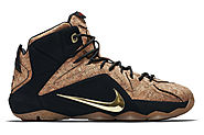 "Lebron 12 ""Kings cork"""