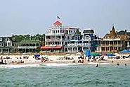 Cape May is located in New jersey and is a nice quiet but active town.