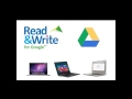 Read&Write for Google™