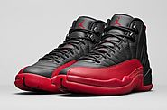"Retro 12 ""Flu Game"""