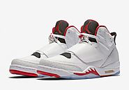 Air Jordan 5 is this Jordan Son of Mars Fire Red