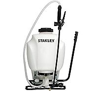 Stanley 61804 Professional Backpack Poly 4-Gallon Sprayer