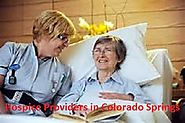 Best Hospice Providers in Colorado Springs | Hospice Colorado Springs