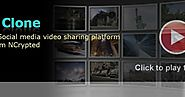 YouTube Clone with powerful features by NCrypted Websites