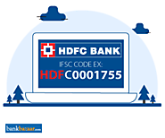 Get List of All IFSC & MICR Codes for HDFC Bank