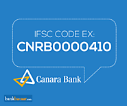 List of IFSC Codes for Canara Bank