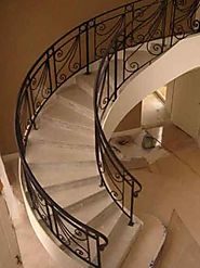 Wrought iron staircases in perth