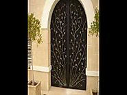 Wrought Iron Factory – Custom designed furniture perth - Place to buy unique Wrought iron doors
