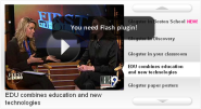 Glogster EDU - 21st century multimedia tool for educators, teachers and students