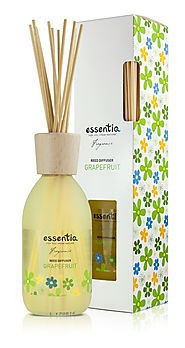 Fill Your Rooms With The Amazing Fragrance Of Essentiq Diffuser Grapefruit