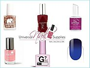 Universal Nail Supplies - Nail Polish Collection
