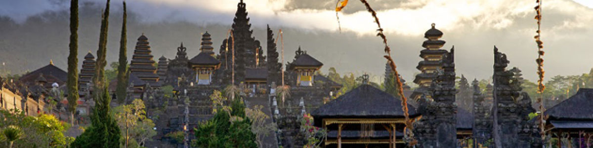 Headline for Five Must Visit Ancient Temples in Bali – Experience the Magic of Prayer