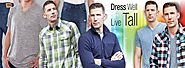Men's Fashion Tips For The Tall Man