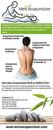 Acupuncture for Migraines and Headaches