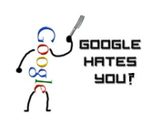 Why Google dislikes Your web site