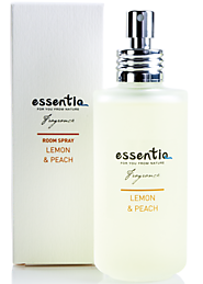 Refresh your Rooms with the Pleasant Fragrance of Lemon & Peach Room Spray