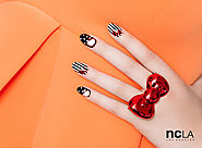 Love you nails? Make them glossy with NCLA